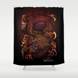 Dragon (Signature Design) Shower Curtain