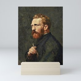 12,000pixel-500dpi - John Peter Russell - Vincent van Gogh - Digital Remastered Edition Mini Art Print