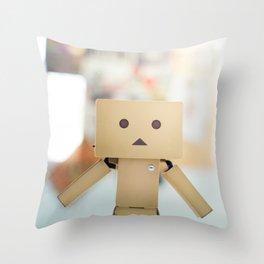 Savior Danbo Throw Pillow