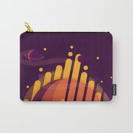 Believe dreams of outer space Carry-All Pouch