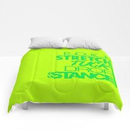 POKE STRETCH TUCK DROP STANCE v5 HQvector Comforters