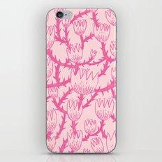 Pink Thorn iPhone & iPod Skin