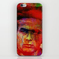 james franco iPhone & iPod Skins featuring James  by Joe Ganech