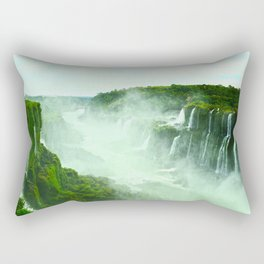 Iguazu Falls Rectangular Pillow