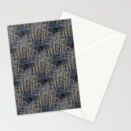 Reed Pattern Stationery Cards