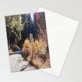 No Law-Film Camera Stationery Cards