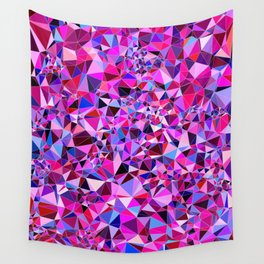 Abstract Pattern XVII Wall Tapestry