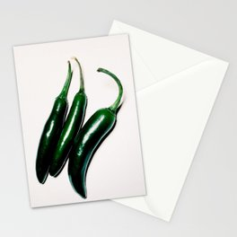 Hot (Peppers) Stationery Cards