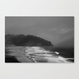 California's Dust Canvas Print