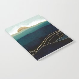 Indigo Waters Notebook