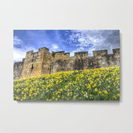 York City Walls Metal Print
