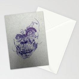 Space Monkey Stationery Cards