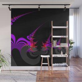 Tetration Horns Wall Mural