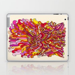 Wold by day Laptop & iPad Skin