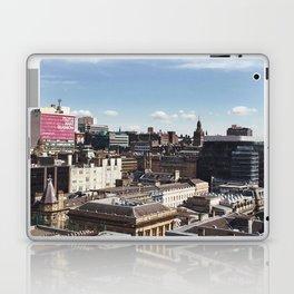 Glasgow with a view Laptop & iPad Skin