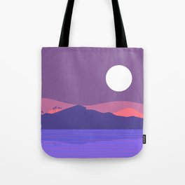 Tropical Landscape 03 Tote Bag