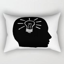Lightbulb Moment Rectangular Pillow