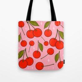Cherries on Top Tote Bag