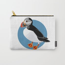 Puffin Bird Carry-All Pouch