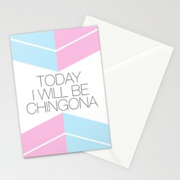 Chingona Stationery Cards