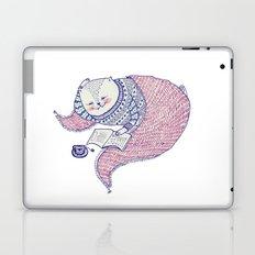 lazy saturdays Laptop & iPad Skin
