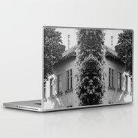 window Laptop & iPad Skins featuring Window by Margheritta