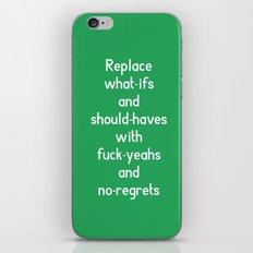 Replace iPhone & iPod Skin