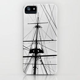 Masts II iPhone Case