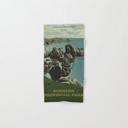 Dungeon Provincial Park Hand & Bath Towel