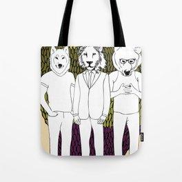 Animammals Tote Bag