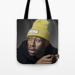 Tyler, The Creator Tote Bag