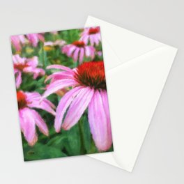 Coneflowers Stationery Cards