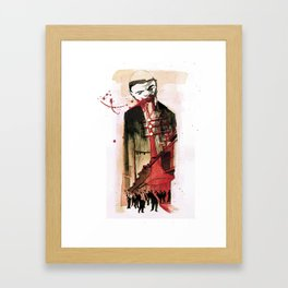Buddy Bolden Framed Art Print