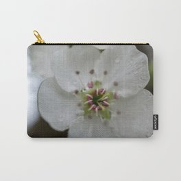 Pear Tree Bloom Carry-All Pouch