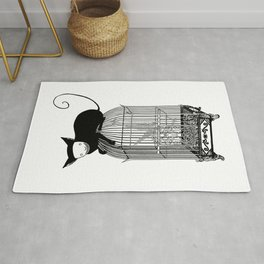Cages Rug
