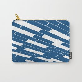 [ Geometric Texture ] Carry-All Pouch