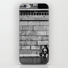 Loneliness iPhone & iPod Skin