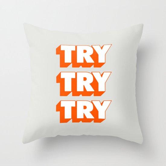 Try Try Try by brettwilson