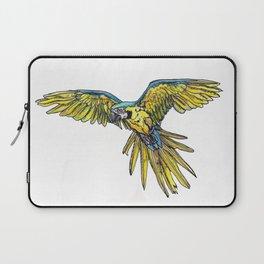 Blue Macaw Laptop Sleeve