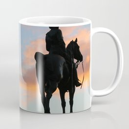 Royal Scots Greys Monument Coffee Mug