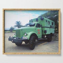 Communist Truck For Sale | Sveti Stefan, Montenegro Serving Tray
