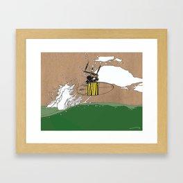 Vasco Framed Art Print