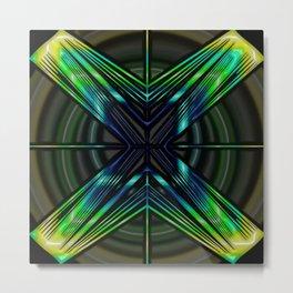 Colorandblack series 424 Metal Print