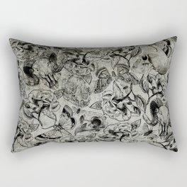 Dead Nature Rectangular Pillow
