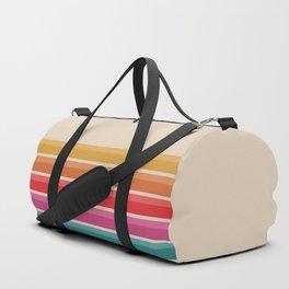 Retro - Horizon #724 Duffle Bag