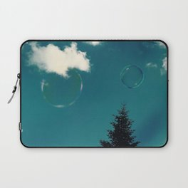 Expect Miracles Photography Laptop Sleeve