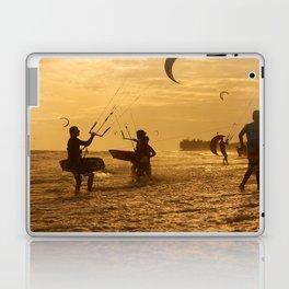 Kitesurfing Laptop & iPad Skin