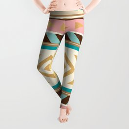 Pattern Tribal Leggings