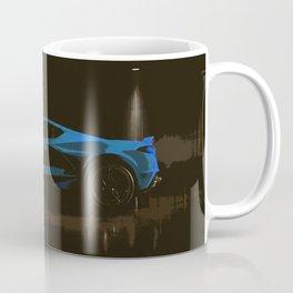 American Sports Car / Supercar (Mid-Engined) Coffee Mug