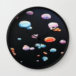 Drowning Ecstasy Wall Clock